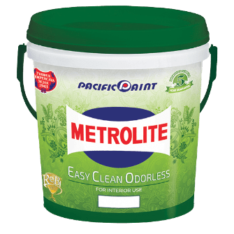 Cat Tembok Metrolite ECO Pail