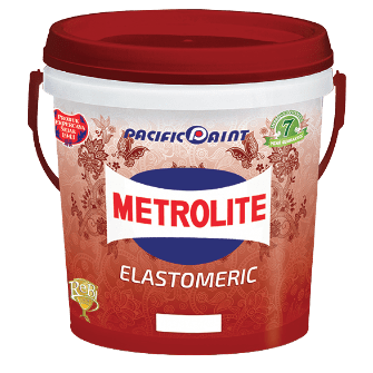 Cat Tembok Metrolite Elastomeric Pail