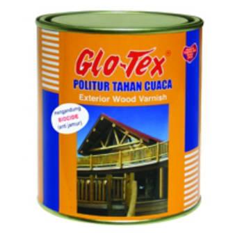 Glotex Politur Tahan Cuaca