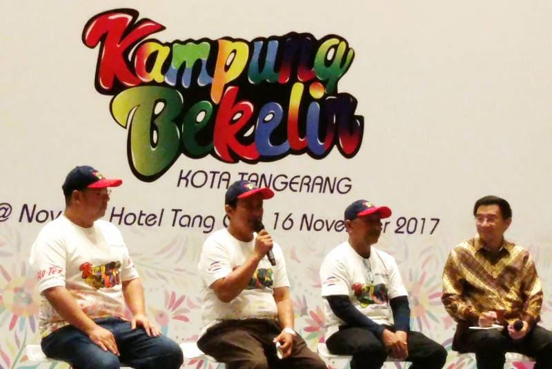 Kampung Bekelir Press Conference