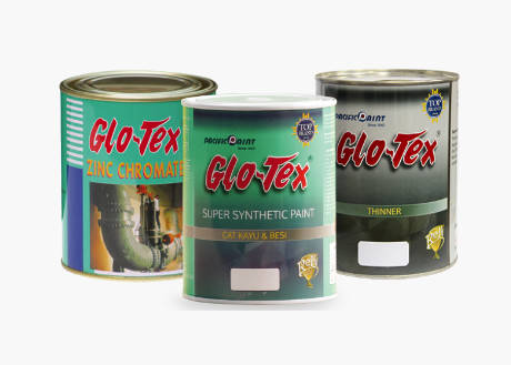 Glotex cat kayu cat besi