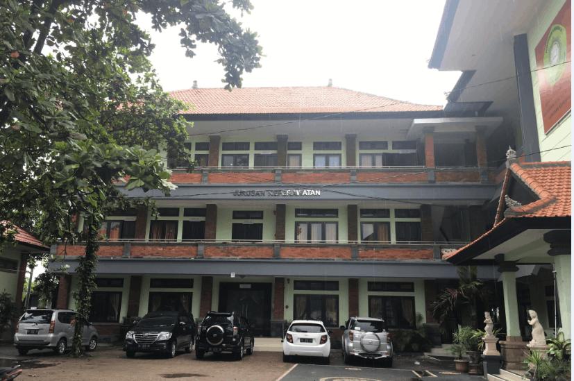 Kampus Politeknik Keperawatan Denpasar