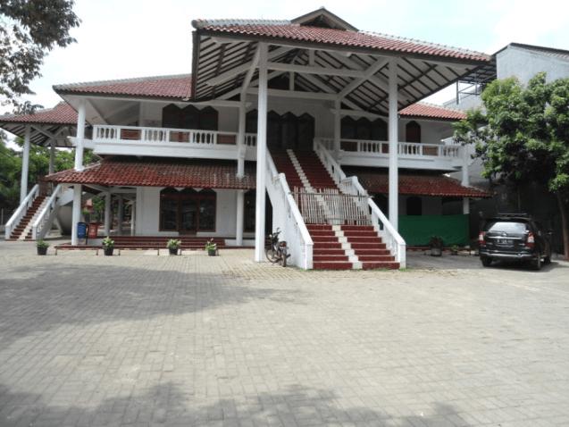 Masjid Al – Mochtar Jakarta – Repainting