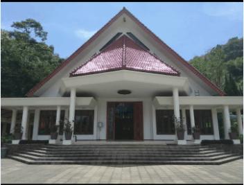 Rumah Retreat Cikanyere Puncak