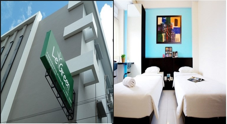 hotel le green ambon