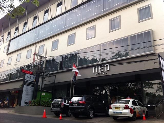 hotel neo bandung