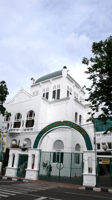 masjid cut