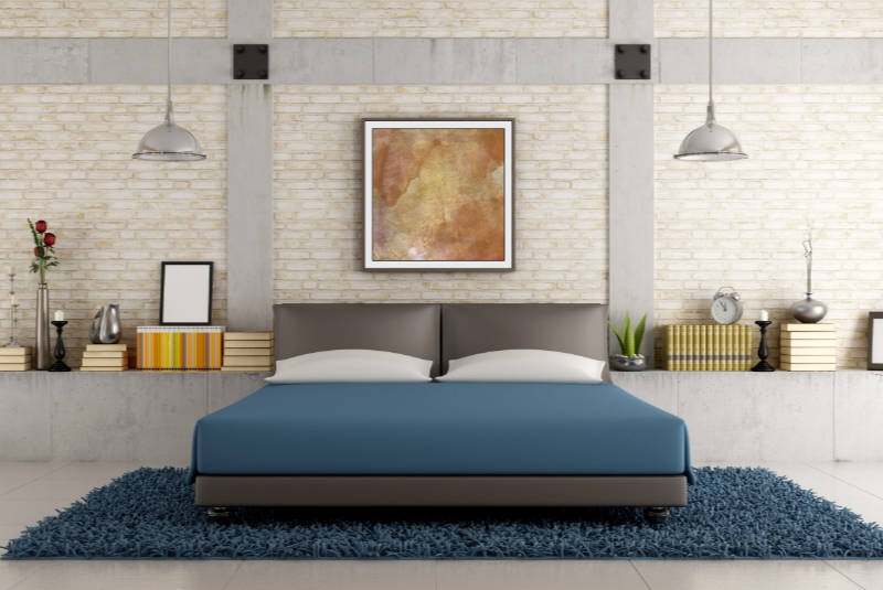 warna cat dinding kamar tidur utama