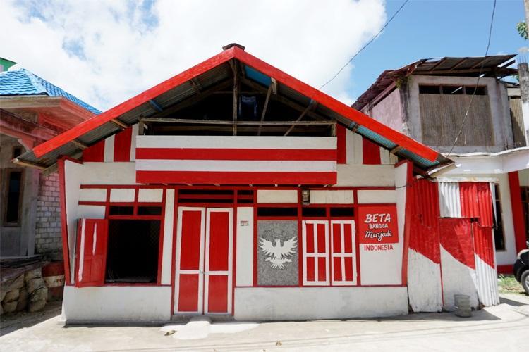 kampung merah putih tual 4 1