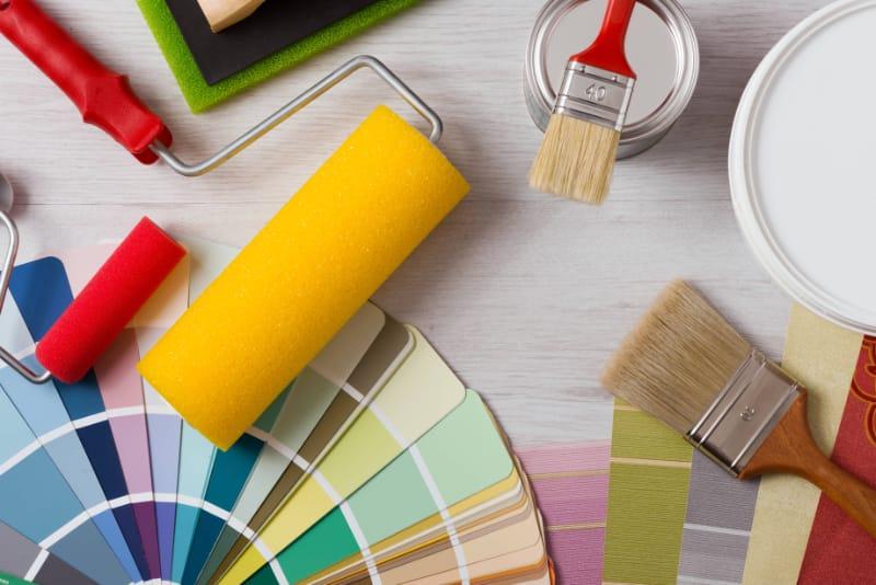 pahami karakter cat dan pemilihan warna