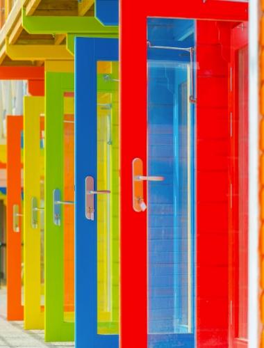 300 pilihan warna Glotex