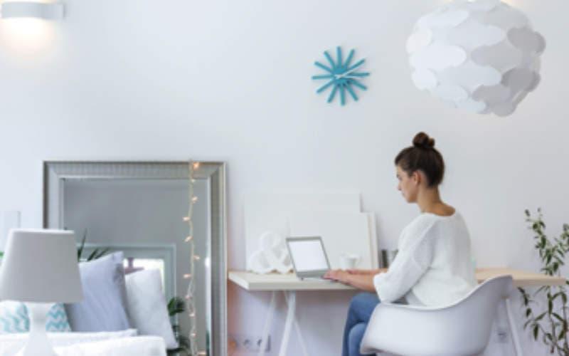 warna cat tembok ruang kerja