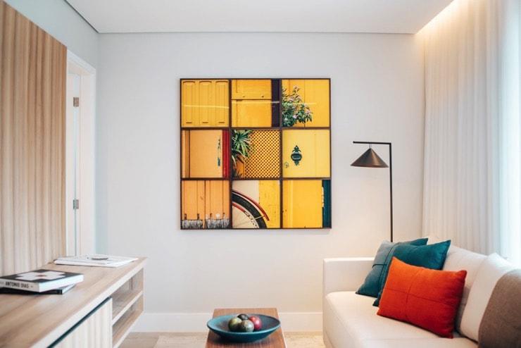 warna cat dinding dan dekorasi