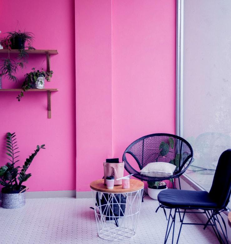 warna pink keunguan