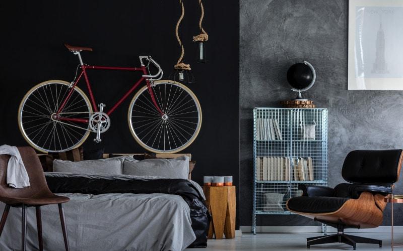 kesesuaian warna sepeda