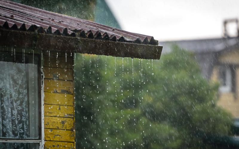 rumah aman di musim hujan