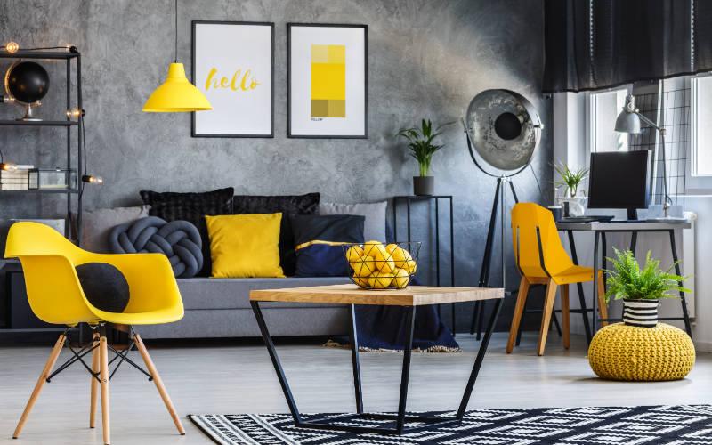 trend rumah industrial