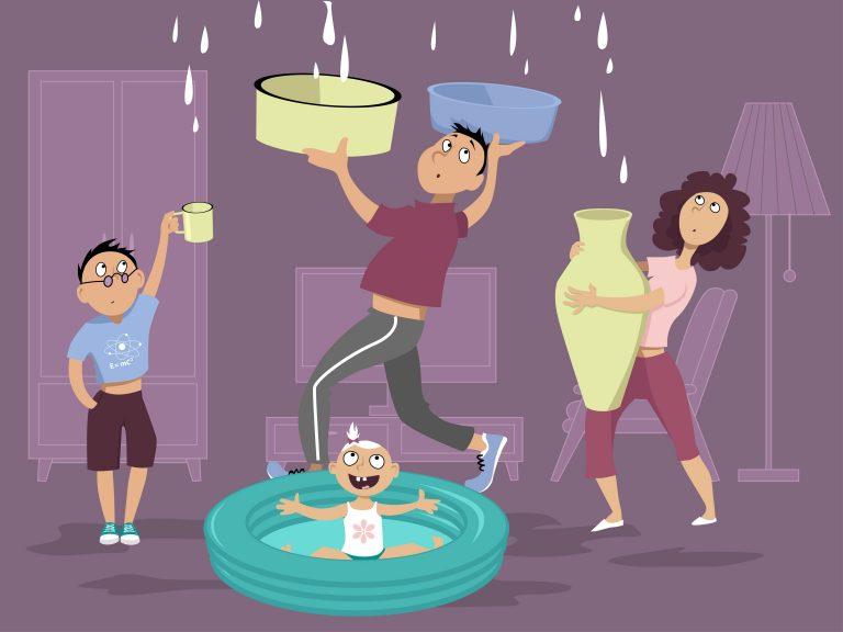 Stop Khawatir Rumah Bocor saat Hujan!