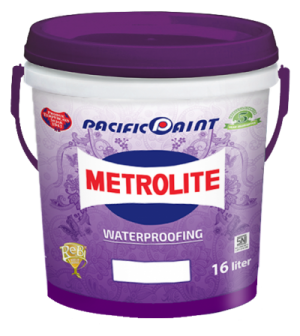 cat pelapis anti bocor metrolite waterproofing