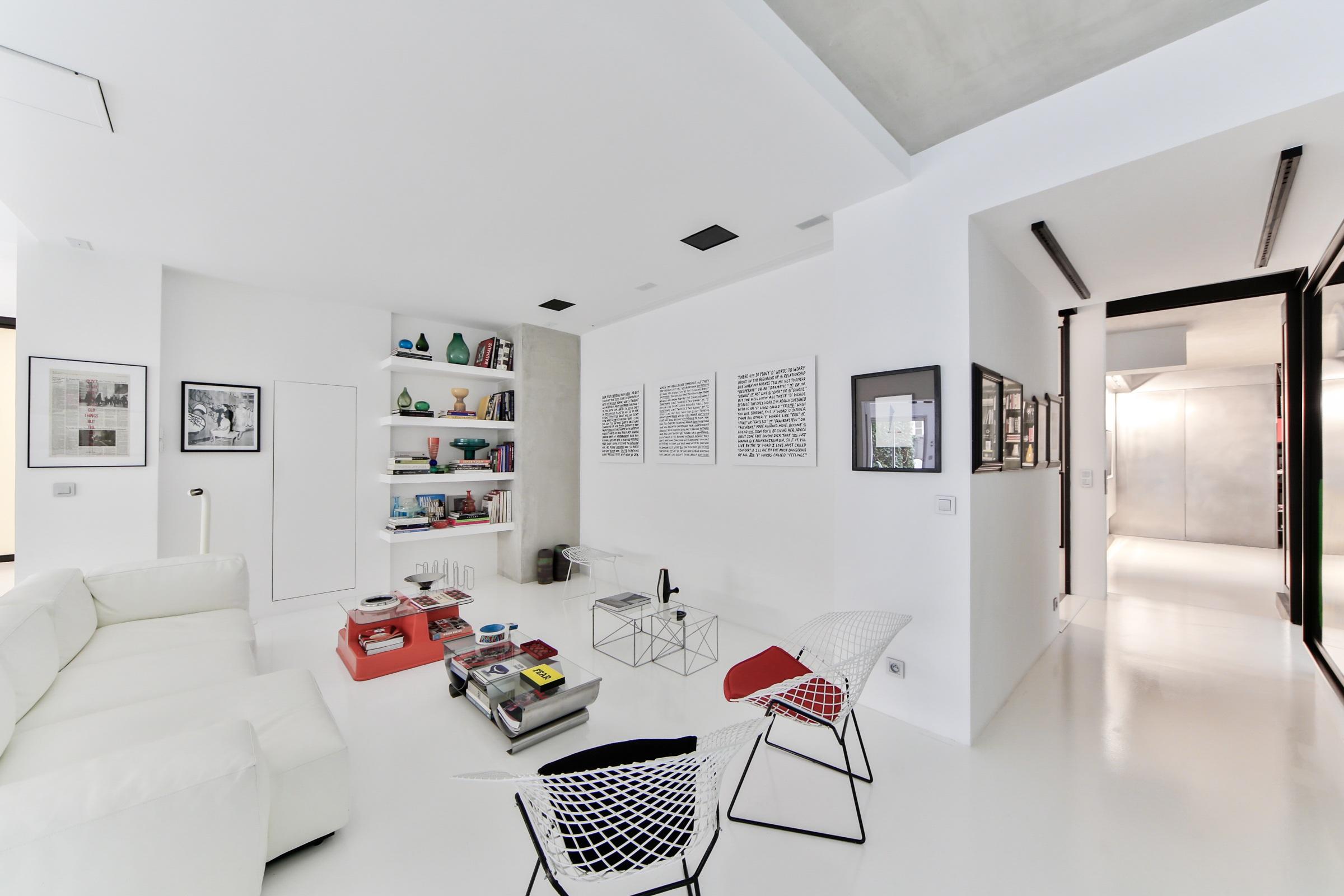 ruang tamu nyaman