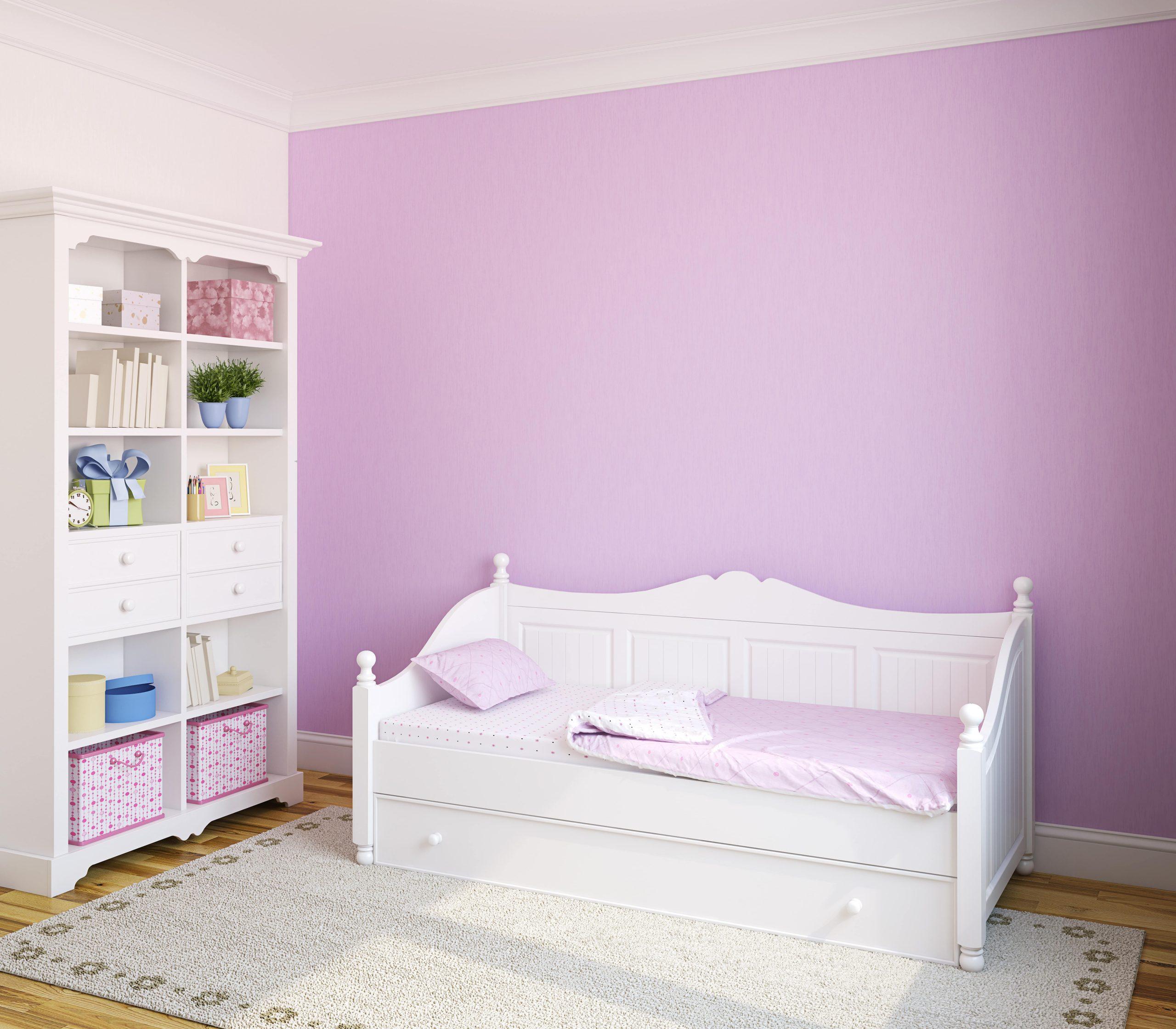 Kamar Tidur Anak Perempuan