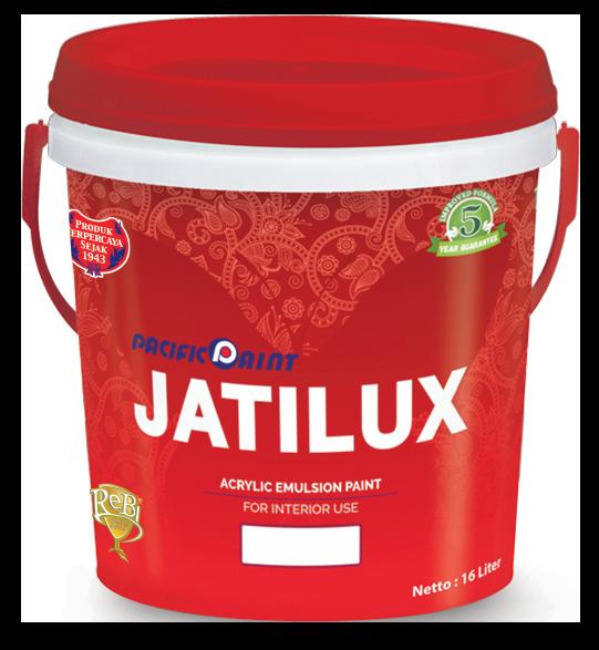 Cat dinding interior Jatilux Acrylic Emulsion