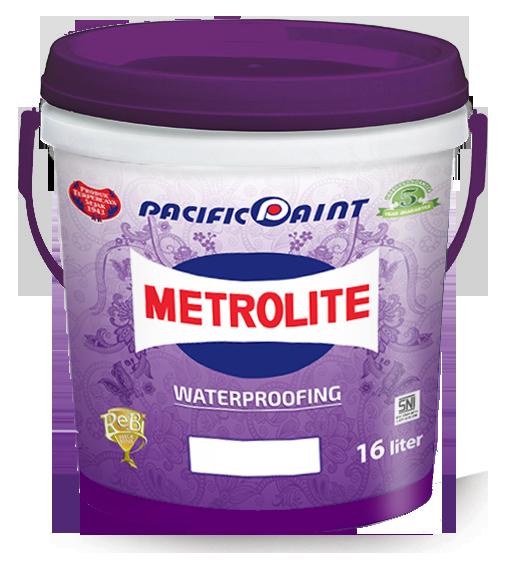Cat Pelapis Anti Bocor Metrolite Waterproofing