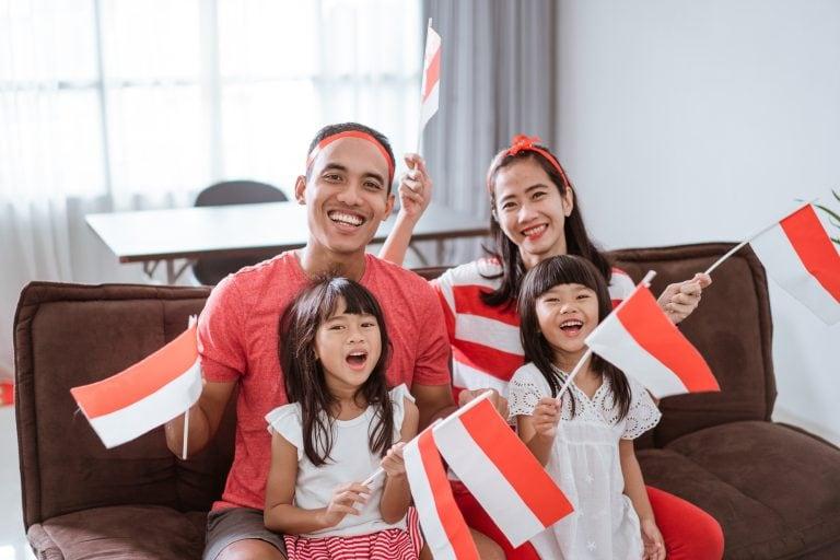 4 Cara Asyik Rayakan Hari Kemerdekaan Selama Di Rumah