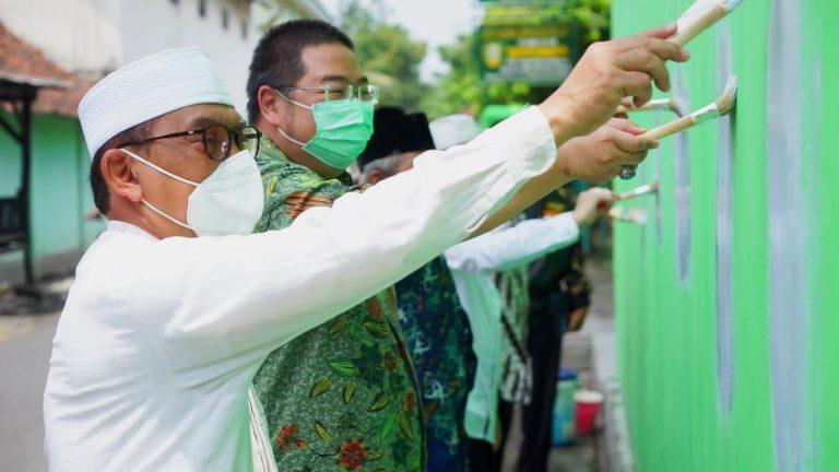 Pacific Paint Warnai Jombang melalui Kegiatan Religi Warna Warni 2